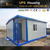 Chambre mobile de conteneur de vacances rapides de construction avec des décorations fournies