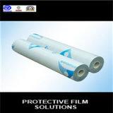 Feuille protectrice pour le film d'extension électronique d'enveloppe en transparence