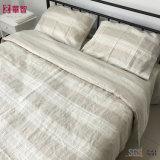 Комплекты крышки Quilt высокого качества мягкие естественные Linen