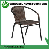 Установленные стулы и таблица алюминиевой мебели напольные (WXH-003)