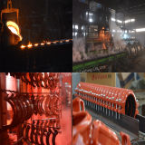 消火活動の垂直になることのための延性がある鉄の機械十字