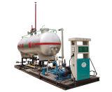 ASME Standard 10 Tonnen LPG-Tankstelle-
