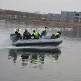 Liya 2m до 6.5m Inflatable Boats Portable Folding Boat Китай