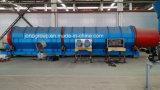 金属のリサイクルするか、またはMswのための1HSD1512Bトロンメルスクリーン(回転式ドラムスクリーン)