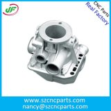 Präzision Aluminium-CNC zerteilt Zoll CNC-drehenteile mit Aluminum6061