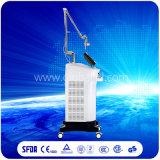 3 in 1 CO2 Bruchlaser-Narbe-Akne-Abbau-Muttermal Remvoal Maschine