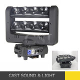 8*10W White LED Moving Head Spider Beam DJ Light