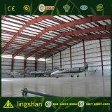 ヘリコプターのヘリコプターのためのHセクションライト鋼鉄格納庫