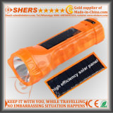 Indicatore luminoso solare portatile del LED con 1W la torcia, lampada di lettura (SH-1914)