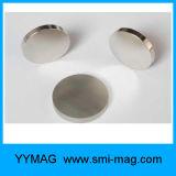 Runde seltene Massen-Magneten der Hersteller-Zubehör-Neodym-Platten-N35-N52