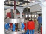 Vollautomatische Hochgeschwindigkeitsplastikfilm-durchbrennenmaschine