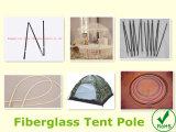 Poste de la tienda de fibra de vidrio elástico con buena calidad
