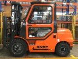 Nieuw het Opheffen Bereik 3m7m 3t Diesel Vorkheftruck