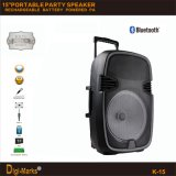 PA Mini Trolley Active Wireless Portable Portable Bluetooth DJ Speaker