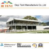 Tent van het Dek van het Frame van het aluminium de Dubbele & de Tent van Twee Vloer
