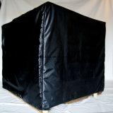 Tessuto della tela incatramata ricoperto PVC per il coperchio del pallet del coperchio di macchina