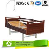 Reizbares hölzernes manuelles Bett der Hauptsorgfalt-zwei (CE/FDA)