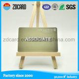 ISO 기준 접촉 유형 지능적인 PVC 카드