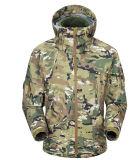 Военных и вооруженных сил является водонепроницаемым и Breathalbe Lamilated куртка