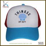 Chapéu impresso venda por atacado do camionista do engranzamento da espuma do logotipo