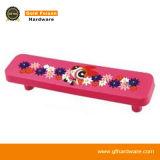 Ручка мебели малыша ручки малыша пластичная/пластичная ручка шкафа ручки безопасности (KD-008)