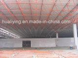 中国からの大きいスパンの鉄骨構造の倉庫スペースフレーム
