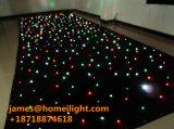 Berufsstern-Vorhang der hochzeits-Dekoration-Vorhang-Beleuchtung-LED