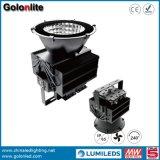 Éclairage IP65 500W imperméable à l'eau extérieur d'intra-champ de base-ball de gazon 500 watts de DEL de lumière d'inondation