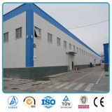 Construction préfabriquée de bâti en acier de lumière d'entrepôt de construction de structure métallique