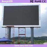 Panneau-réclame visuel annonçant l'écran extérieur de DEL pour Purpouse commercial