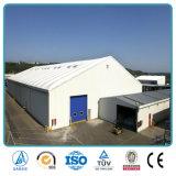 Pré concebida de construção rápida de Luz de depósito de chineses da estrutura a estrutura de aço