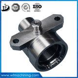 Pieza que trabaja a máquina del CNC de la precisión del fabricante del OEM para la maquinaria de construcción