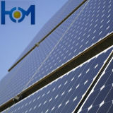 3.2mm laminou o vidro liso desobstruído do painel solar da segurança para o módulo da célula solar