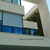 Aluminium 6063 Ruller Blendenverschluss-Fenster