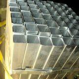 Vor-Galvanisiertes quadratisches Stahlrohr (80*40)