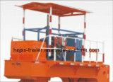 El precio de fábrica 100-200t Heavy Duty Manejo hidráulico modular semi-remolque cama baja para la venta