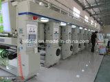 Automática de alta velocidad de 6 colores computarizado máquina de impresión de huecograbado