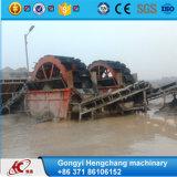 Gxs3014 Lavadora de arena, la arena de alta eficiencia de la rueda Lavadora
