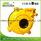 Bomba de lixívia de mineração Super Duty de descarga de molas de alta eficiência