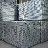 Planche en acier d'échafaudage pour la construction