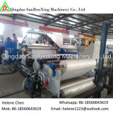 Machine de coulée à bande réfléchissante industrielle Tissu en stratifié en polyuréthane
