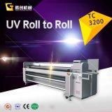 Крен 3200 для того чтобы свернуть печатную машину Inkjet принтера