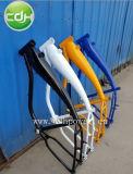 Réservoir de gaz 2,4L construit un cadre de vélo, cadre de vélo