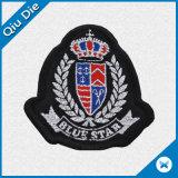 Etiqueta de tecido de alta densidade para o guarda de segurança / crachá da escola