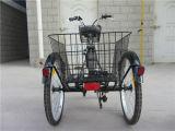 Три колеса электрический велосипед с EN15194