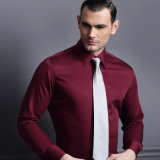 ManのためのイタリアのStyle Mens Shirts Latest Style Fashion Dress Shirts