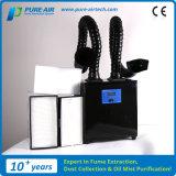 Extrator de solda das emanações do Puro-Ar para as emanações de solda do filtrado (ES-300TD-IQB)
