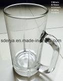 Nueva taza de cristal barata Sdy-F05619 de la taza de cerveza del diseño de la alta calidad