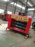Position de broyeur d'excavatrice de 20 tonnes pour le matériau mou