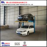Garage mecánico simple del sistema del estacionamiento del coche de los automóviles autos